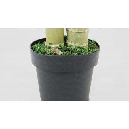 Plante artificielle avec pot palmier 230cm