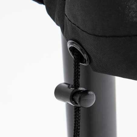 Housse de parasol noire 210 cm
