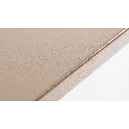 Plateau table beige style industriel