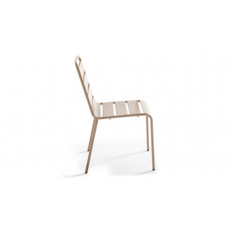 Chaise taupe indus