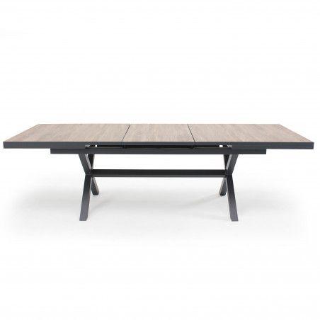 Table extensible de jardin 10 personnes