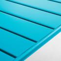 Focus plateau table basse en métal palavas