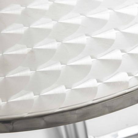 Focus plateau table bistro CHR aluminium