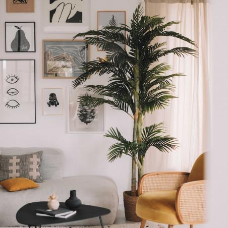 Grand palmier artificiel intérieur