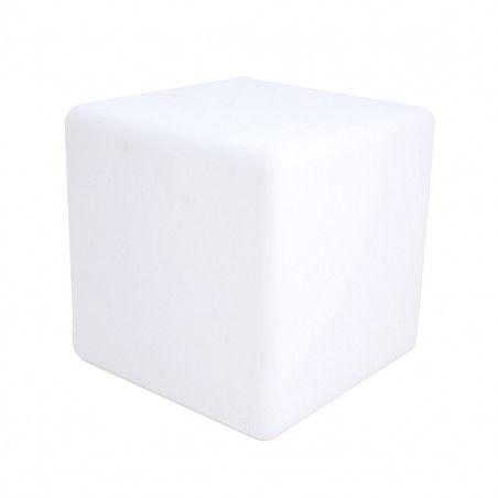 Cube lumineux LED 43 cm 16 couleurs