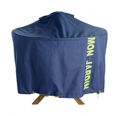Housse de protection table de jardin ronde 120 cm
