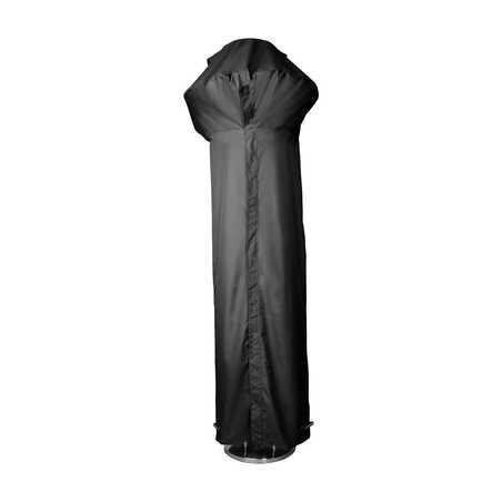 Housse protection parasol chauffant