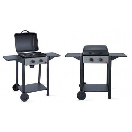 Barbecue au gaz 2 brûleurs