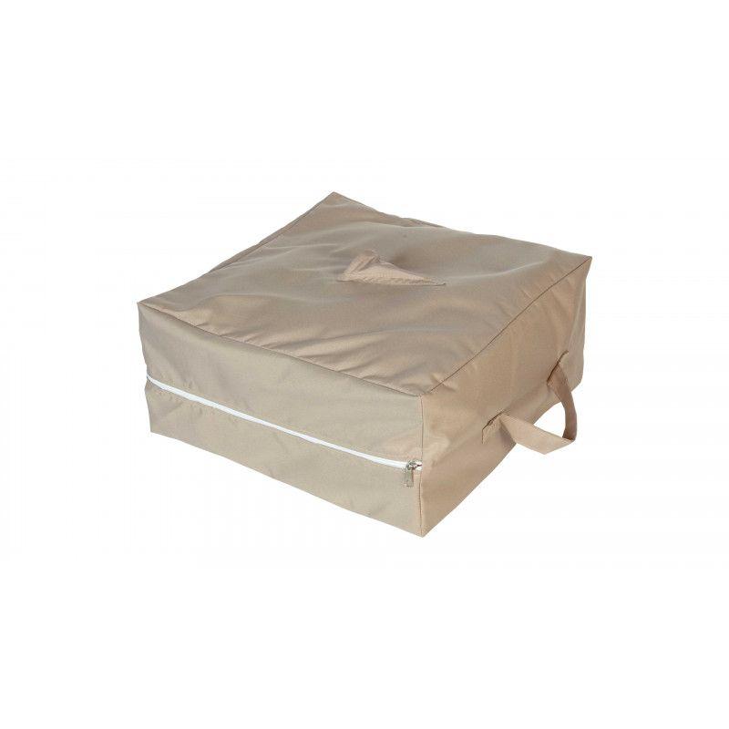 Housse de protection pour galettes de chaise