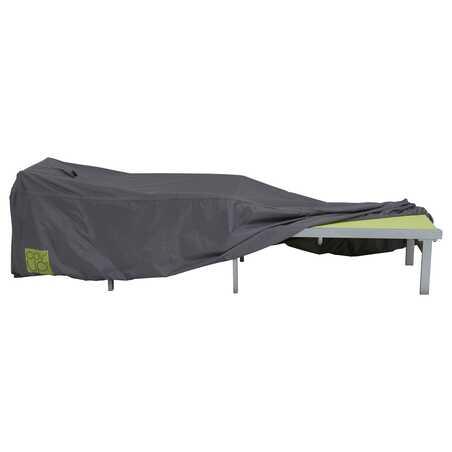 Housse de chaise longue 200 x 75 cm