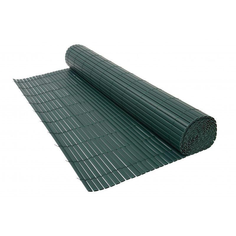 Canisse PVC double 1600 g/m² vert