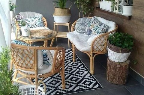 mobilier jardin balcon