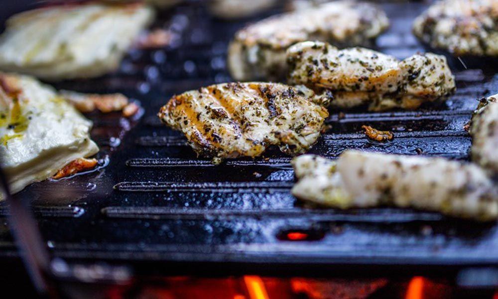 Barbecue éléctrique Oviala
