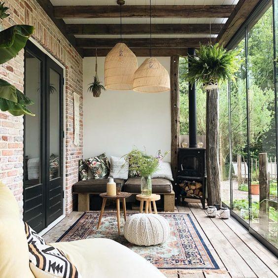 Idée déco : aménager un jardin d\'hiver - Oviala