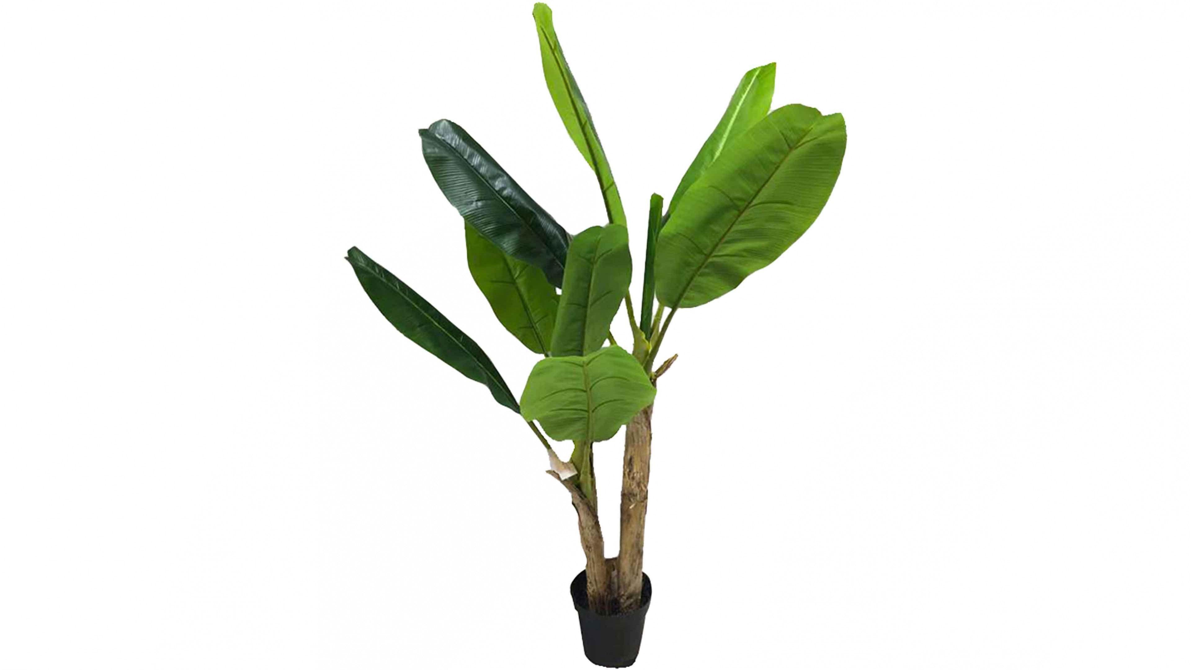 plante artificielle bannanier