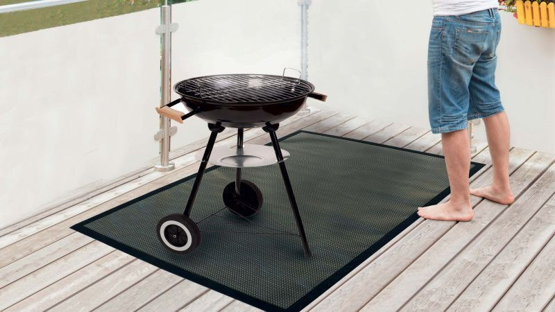 tapis barbecue et plancha