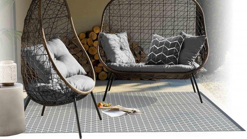 tapis exterieur scandinave pas cher