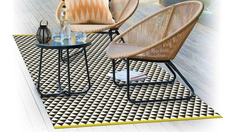 tapis jardin design pas cher Oviala