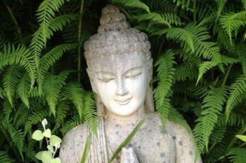 déco de jardin asiatique