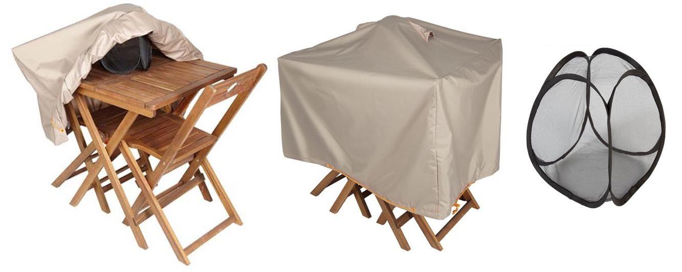 Housse mobilier de jardin : choisir le bon produit - Oviala