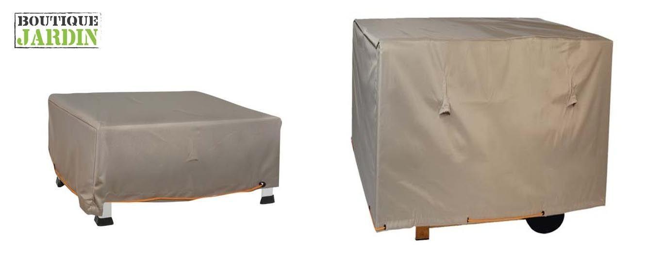 Guide housse de protection mobilier de jardin - Oviala