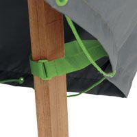 Housse de protection chaise longue 200 x 75 cm