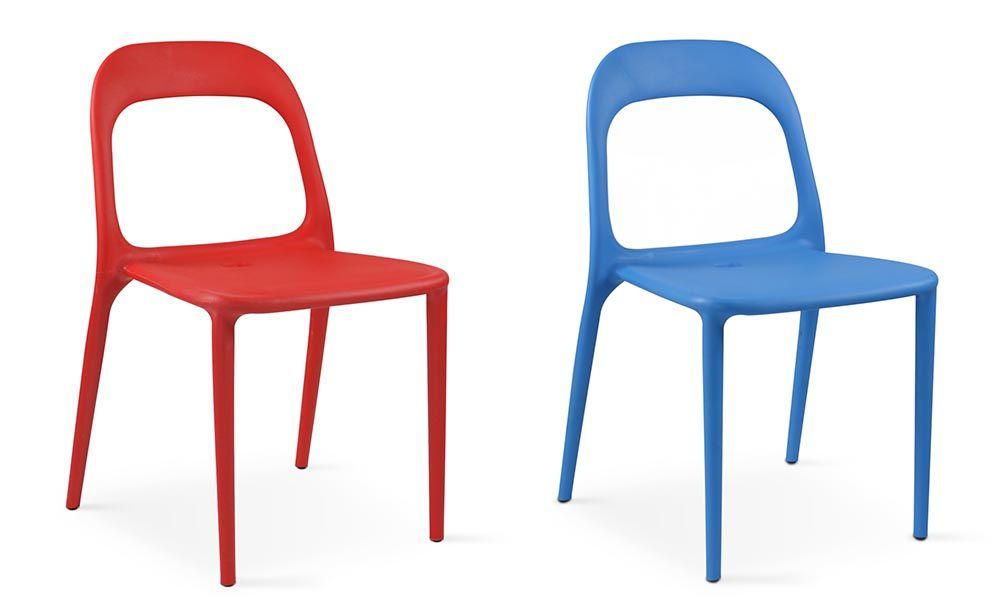 Chaise de jardin en plastique : bien choisir son mobilier de jardin ...