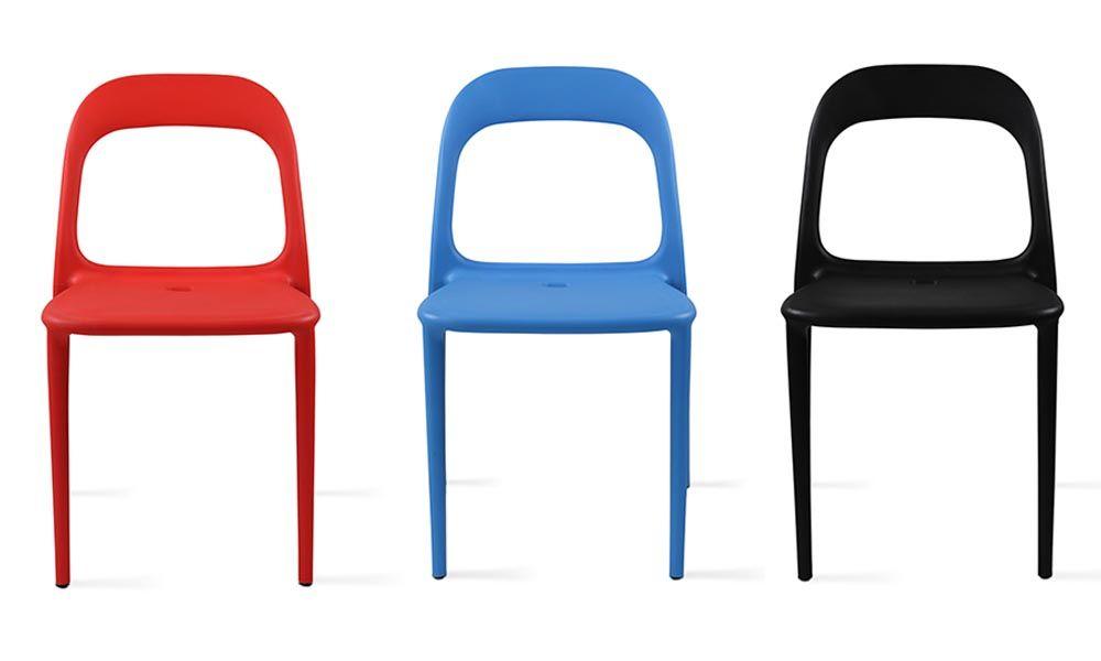Chaise de jardin design - Oviala