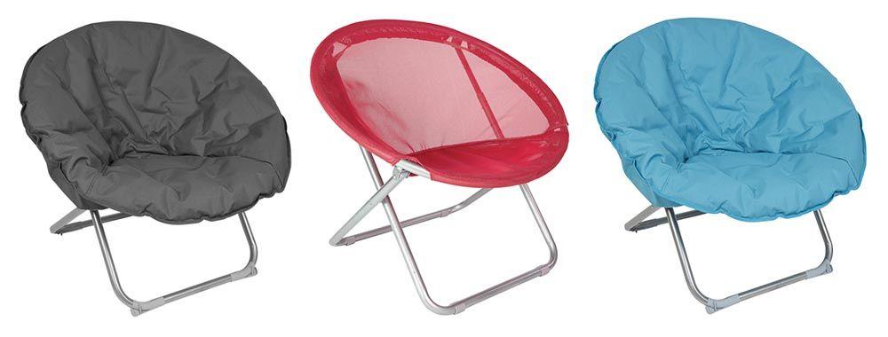 fauteuil de jardin rond : il a tout pour plaire - Oviala