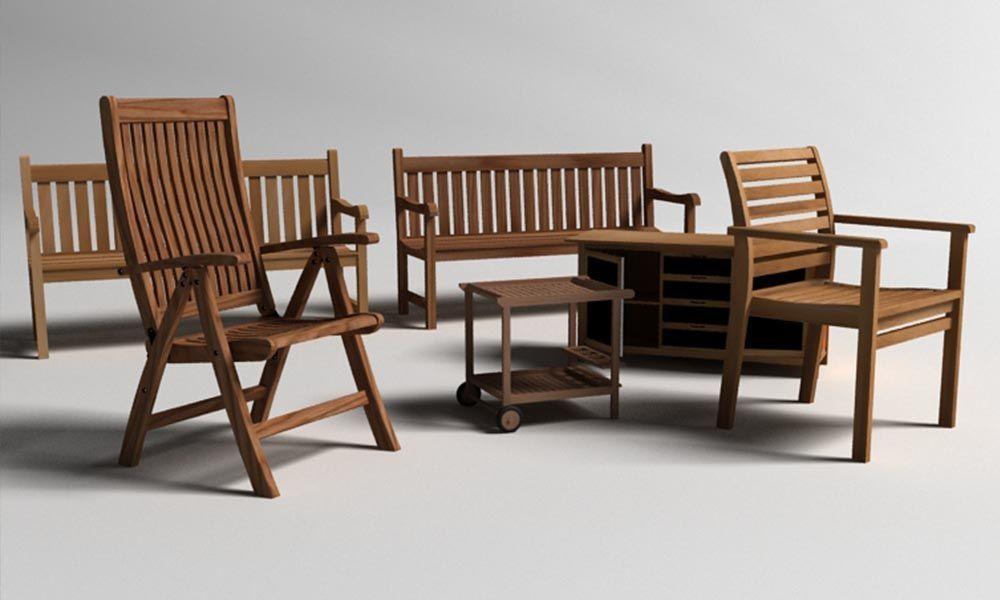 Comment choisir son salon de jardin en bois - Oviala