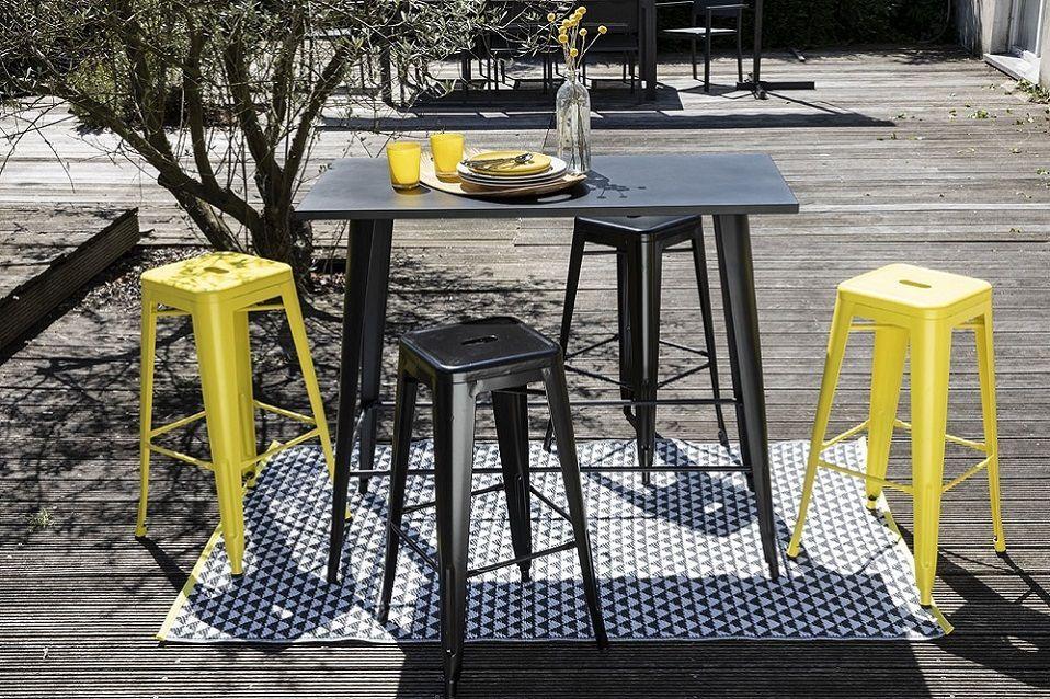 tapis de jardin design