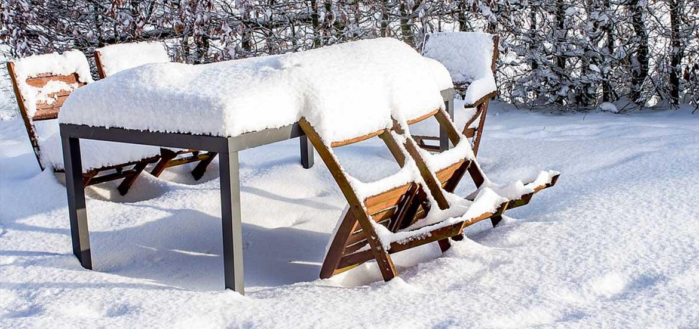 le mobilier de jardin en bois - Oviala