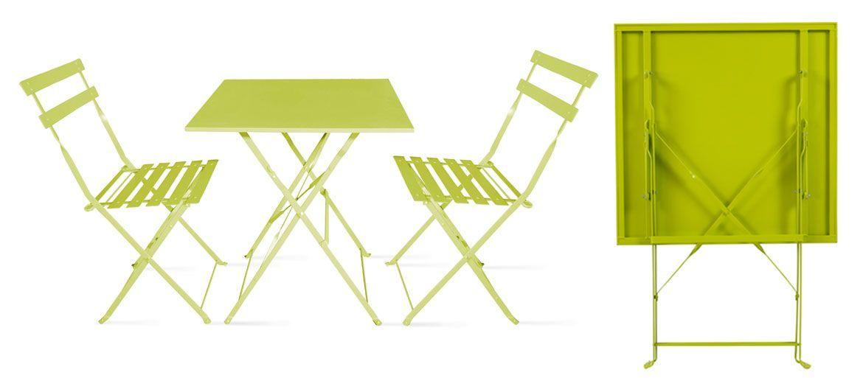 Tout savoir sur les différentes tables de jardin pliante ...