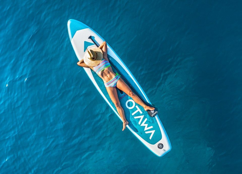 paddle gonflable Oviala otawa