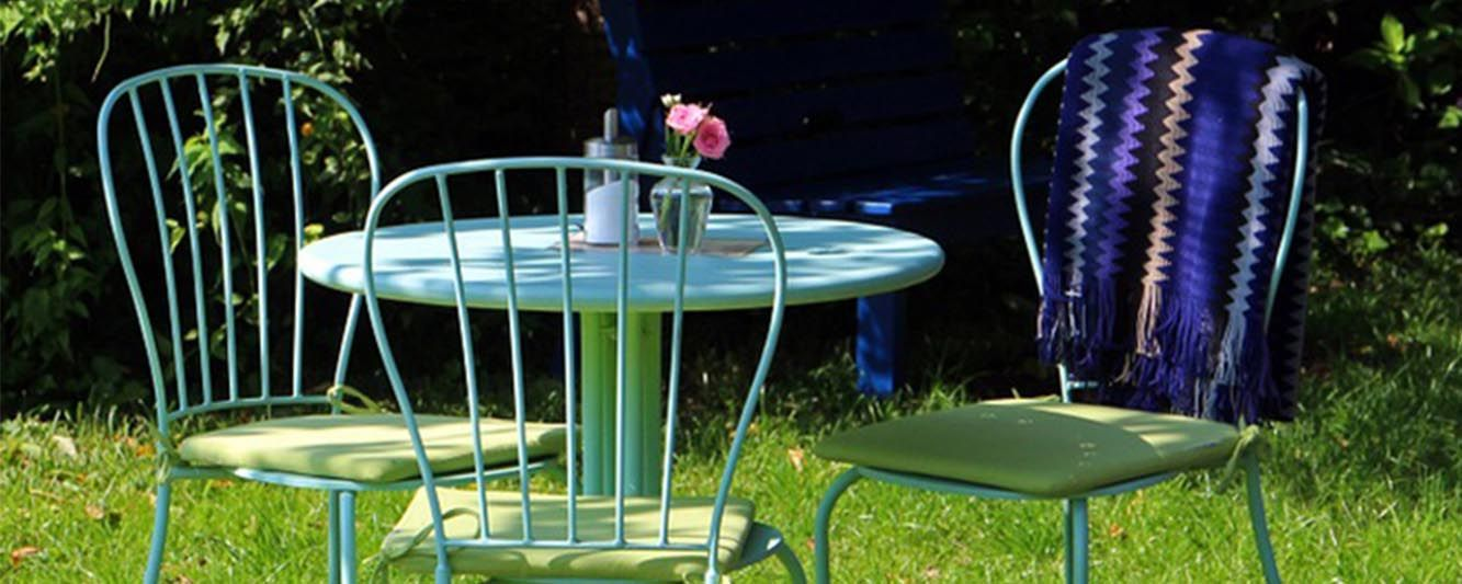Conseils table et chaise de jardin - Oviala