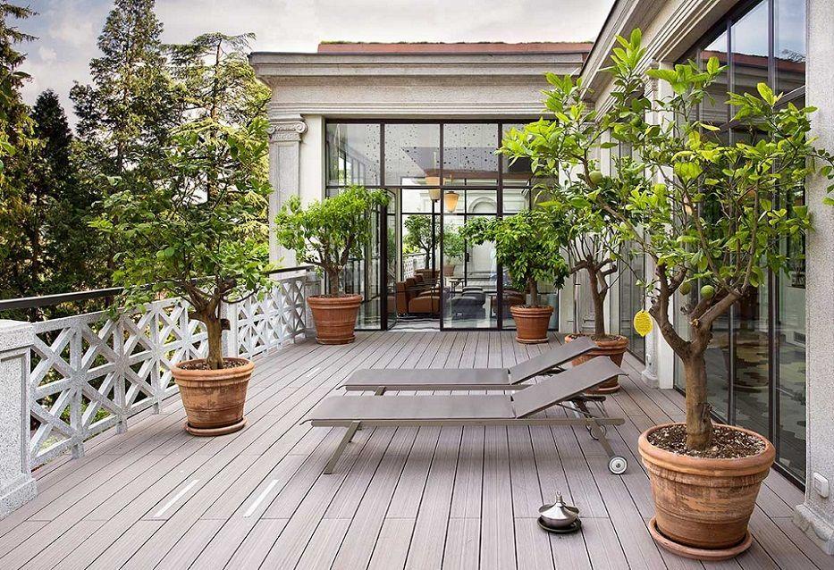 Mobilier de jardin Oviala